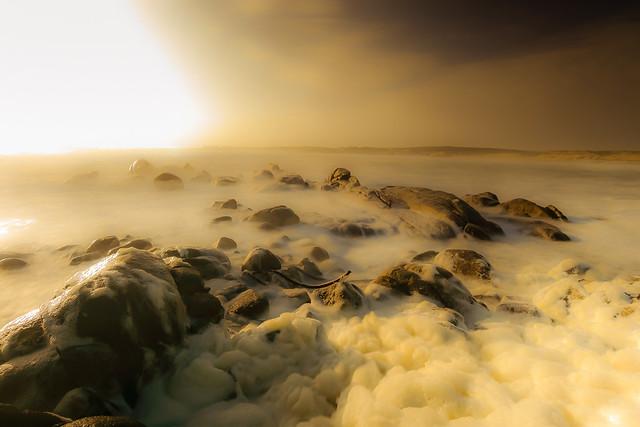 the dreamy sea