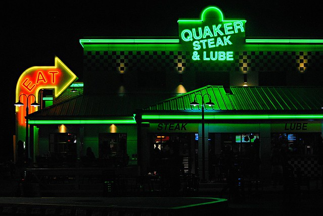 Quaker Steak & Lube, New Berlin Wisconsin