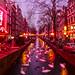 Red Light District, Amsterdam by Mr. Ansonii