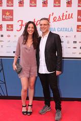 Vicky Luengo, Claudio Zulián
