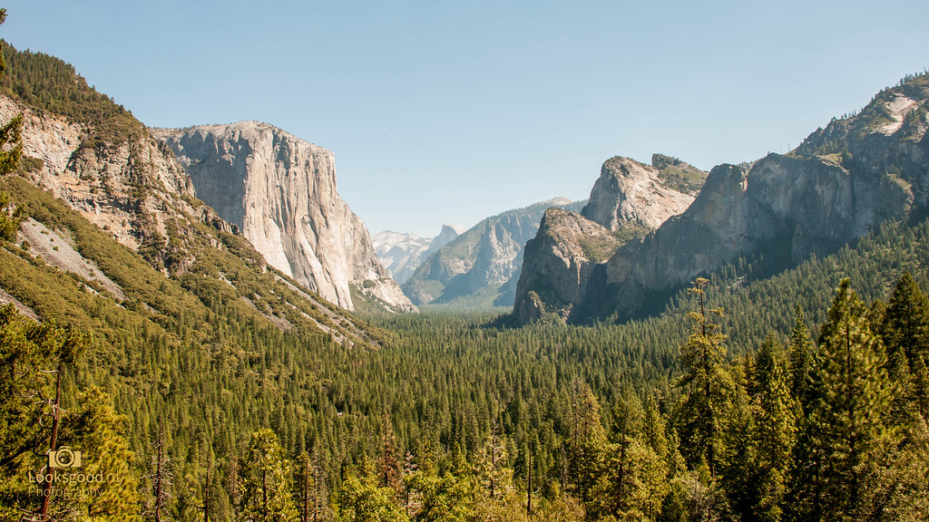 ... Yosemite National Park 4K Wallpaper / Desktop Background | by Loek Janssen