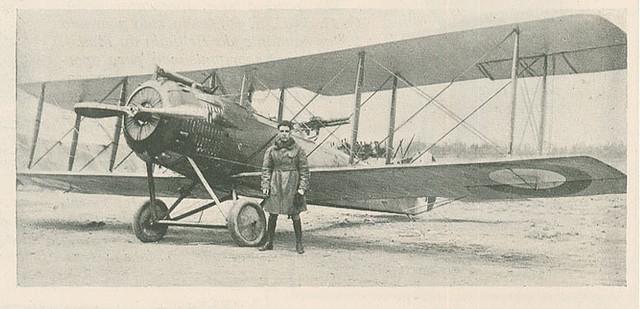 Pereira Gomes, em Flandres, 1918   ww1