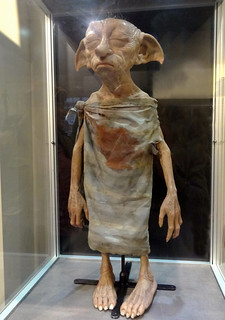 Dobby The House Elf The Making Of Harry Potter Dobby T