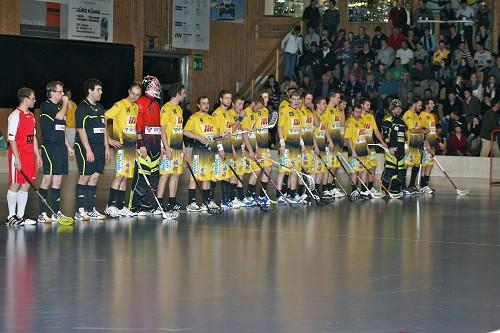 Herren I  - UHC Thun Saison 2010/11