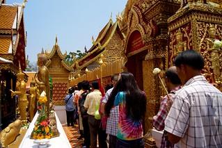 Wat Phra That Doi Suthep in Chiang Mai, Thailand | by kimtetsu