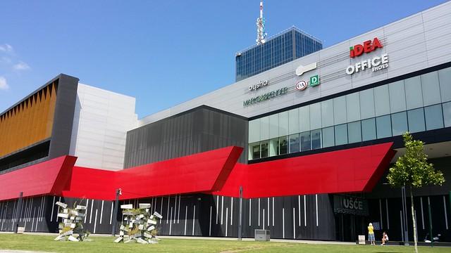 USCE Shopping Center - Belgrade - Serbia