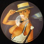 Samantha Fox -Limited Edition Interview Picture Disc LP