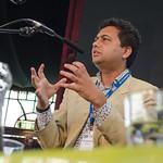 Neel Mukherjee spoke about his Man Booker Prize shortlisted novel The Lives of Others |