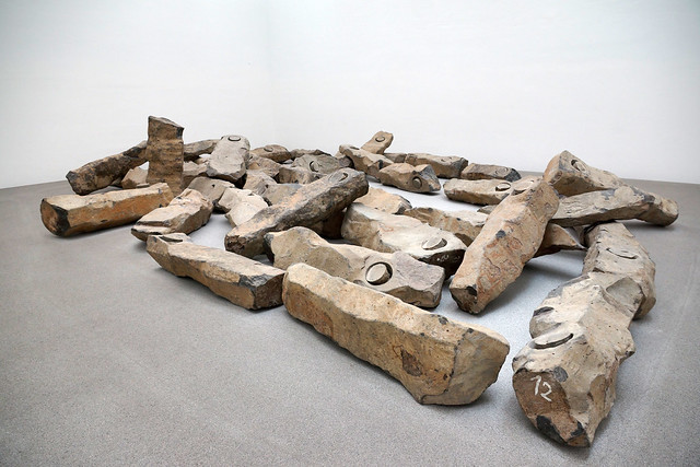 2014-08-10 München, Pinakothek der Moderne 129 Joseph Beuys, Das Ende des 20. Jahrhunderts