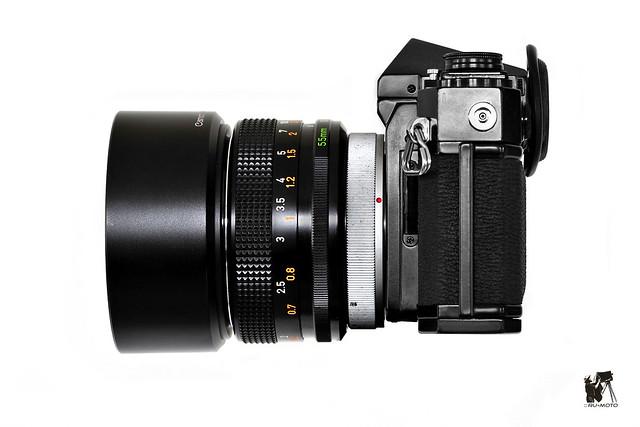 Canon F1 FD 1.2 55mm - my gear (c) 2015 Берни Эггерян :: rumoto images 6621