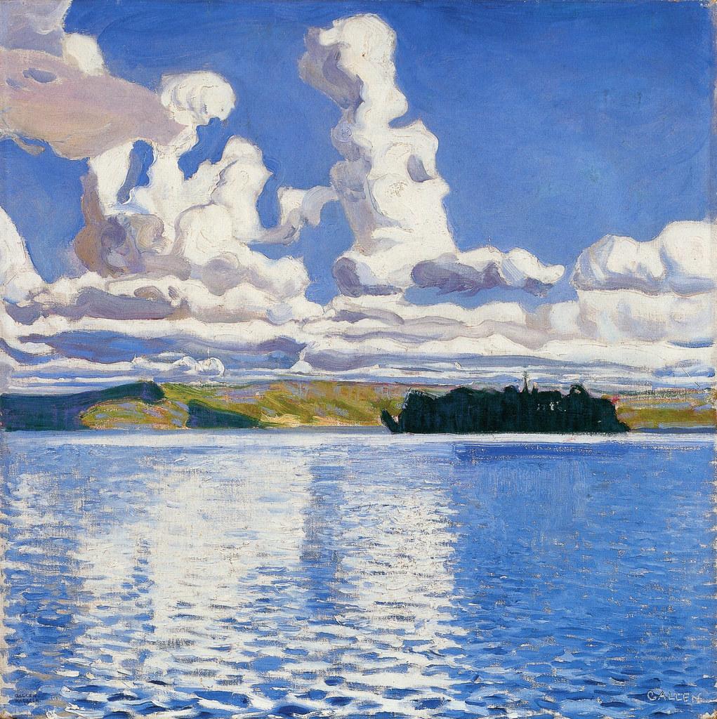 Akseli Gallen-Kallela (1865 – 1931) 20203511662_88b885987e_b