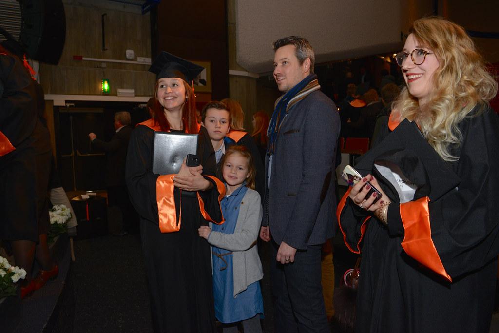Graduation 2016 - Faculteit LW | Vrije Universiteit Brussel