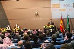 17/1/2017 CEOE acompaña a Felipe VI en su visita a Arabia Saudí