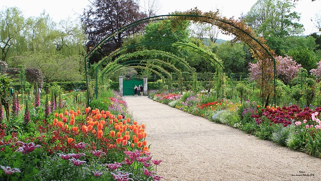 Giverny, chez Claude Monet  (7)