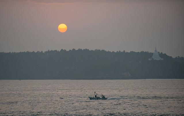SL123 Morning sun - Galle Fort 09 - Sri Lanka