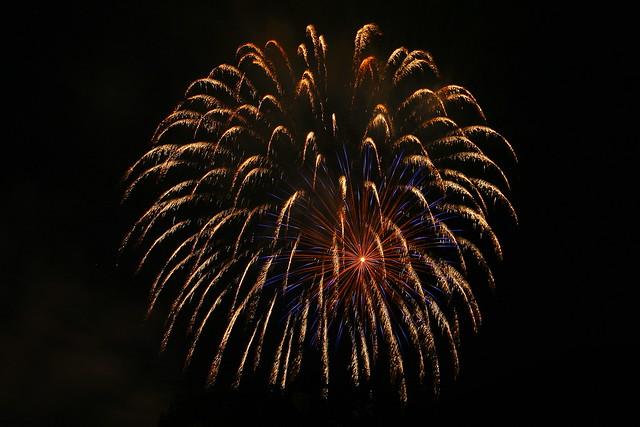 Fireworks Claudelands