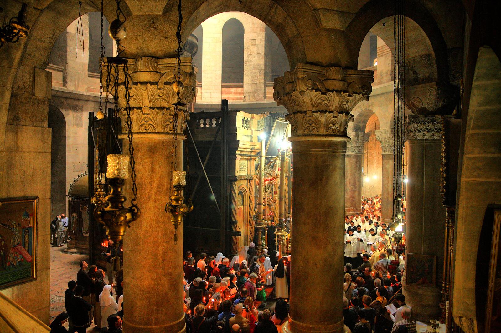 Jerusalem_Holy Sepulcher_12_Noam Chen_IMOT