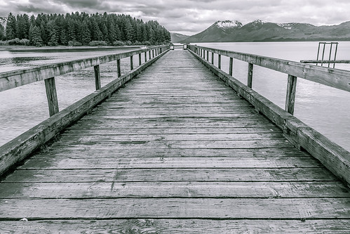 Long pier - Hoonah, Alaska | by Phil Marion (177 million views - THANKS)
