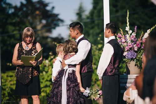 Andrea & Alex | Hillsboro Wedding