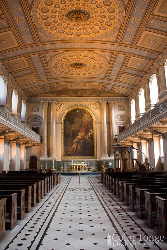 Church in Greenwich University