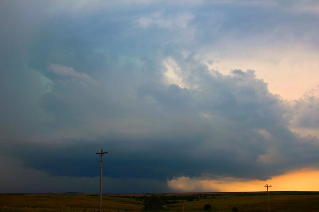 082214 - Nebraska Storm Chasing, August 2014