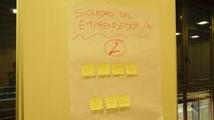 Uno de los temas tratados fue la soledad de las personas emprendedoras