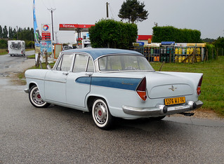 Simca Vedette Beaulieu | by Spottedlaurel
