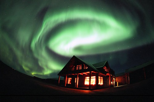 Northern lights iceland | by Greenland Travel