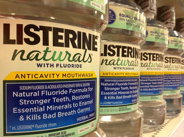 Listerine Naturals