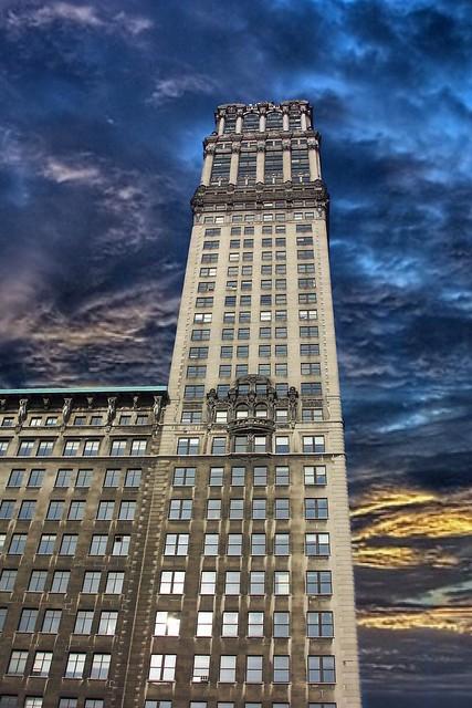 Detroit Michigan ~ Book Tower ~ Historic Building