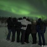 Viajefilos en Tromso, Auroras Boreales 005