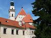 Prachatice – kostel sv. Jakuba, foto: Petr Nejedlý