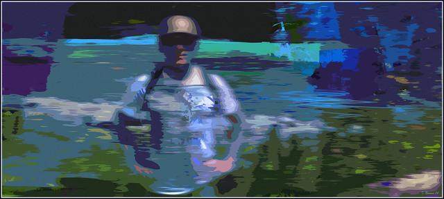 Lakeshore Portrait