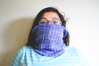 my OMG THIS IS SOFT face | by Lisa | goodknits