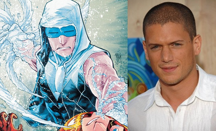 Captain Cold - Wentworth Miller