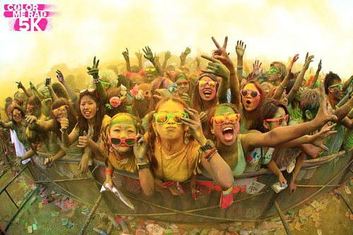 Color Me Rad Osaka 2014 | by Mixtribe Photo