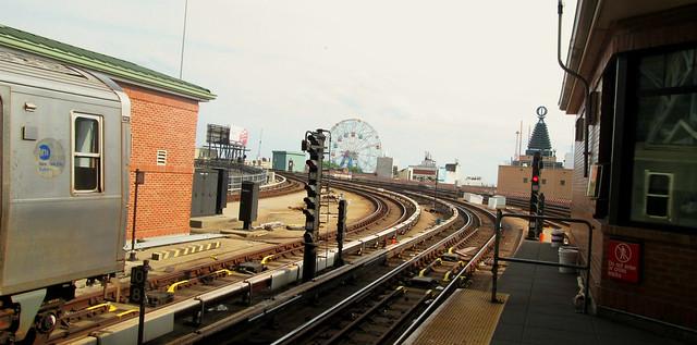 Last Stop:Coney Island