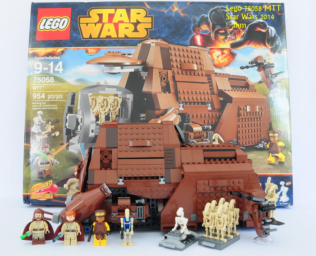 Star Wars Lego 75058 MTT   Star Wars Lego 75058 MTT was rele