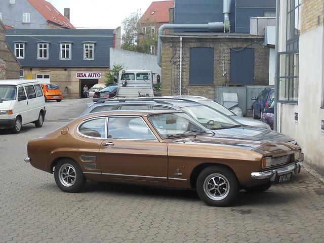 1970 Ford Capri 2000GT auto BT46199