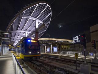 Target Field Station (10); Minneapolis, MN