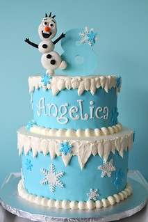 Prime Olaf Frozen Cake Simply Sweet Creations Flickr Personalised Birthday Cards Sponlily Jamesorg