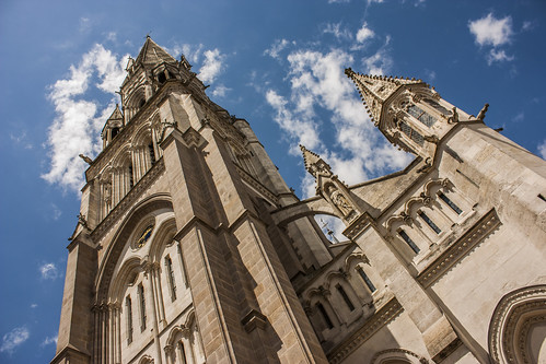 Basilique Saint-Nicolas in Nantes | by stitchling