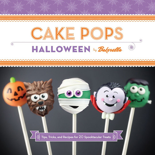 Cake Pops Halloween   by Bakerella