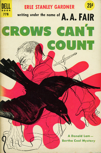 Dell Books 778 - A.A. Fair - Crows Can't Count