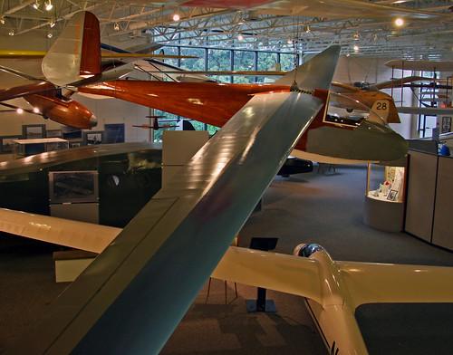 glider sailplane preservedaircraft nationalsoaringmuseum rossjohnsonrjk5 n79t n3722 n36122