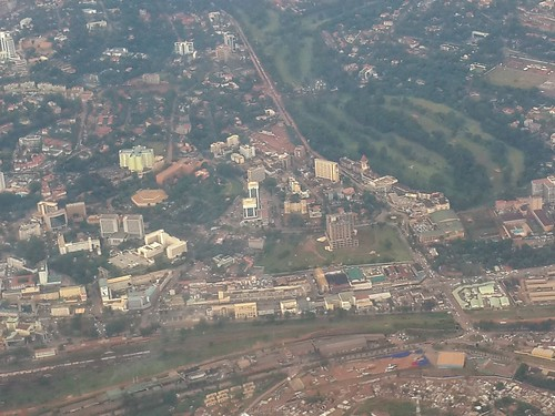 landscape kampala uganda africa