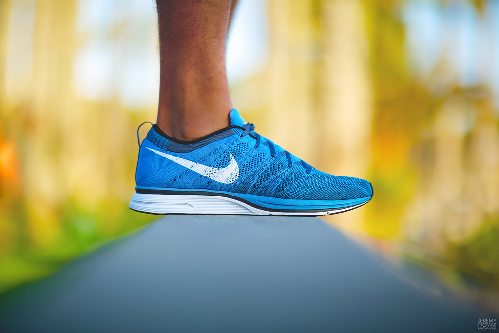 the best attitude 684d8 5a6c9 ... Nike Flyknit Trainer - Turquoise   by Jeremy Thomas Photography