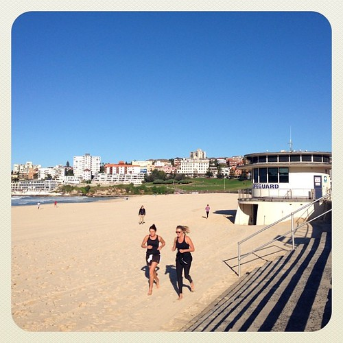 Winter Wonderful #atbondi #bondi #beach #sunny #healthy #sydney