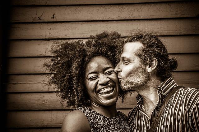 Family Portrait, Trois. New Orleans Loving Festival, 2014.