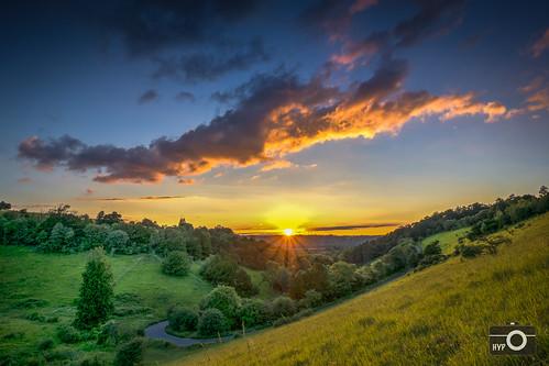 sunset england unitedkingdom hdr boxhill photomatix molevalleydistrict
